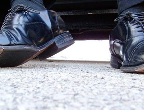 Calapod pantof = forma picior
