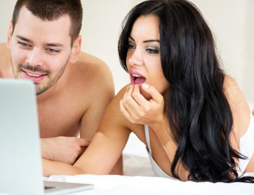 Secretul industriei porno