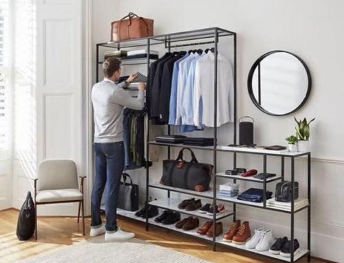Stii ca nu folosesti peste 50% din hainele tale?